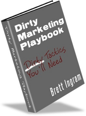 Product picture Dirty Money Marketing